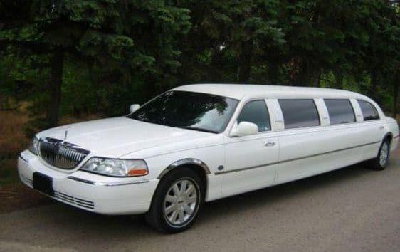 Ремонт кардана лимузина, Lincoln Town Car